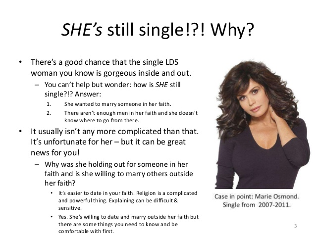 Lds singles dating
