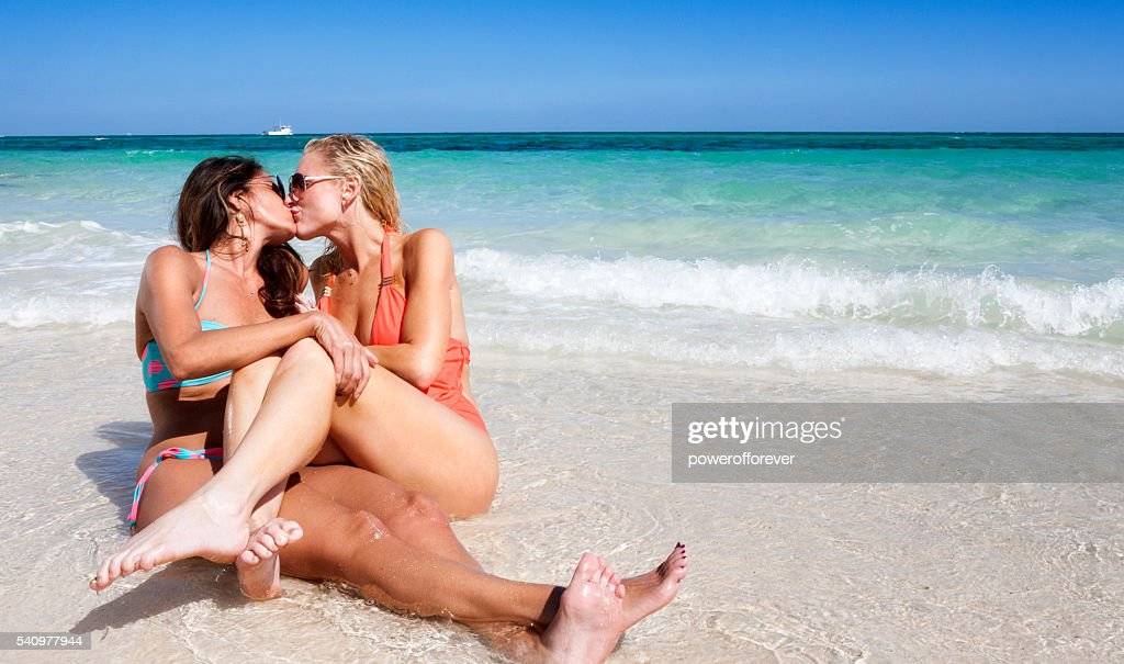 Lesbians on vacation