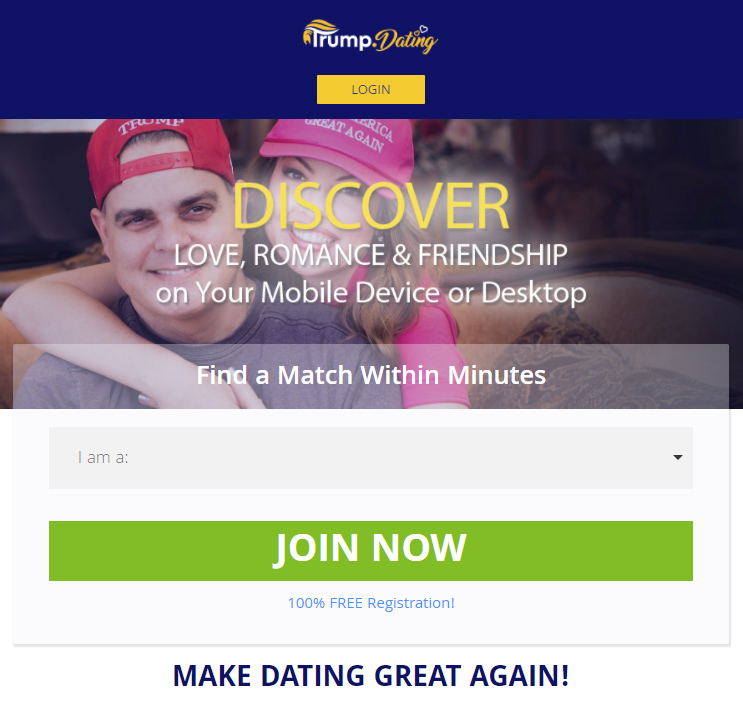 Liberal dating site