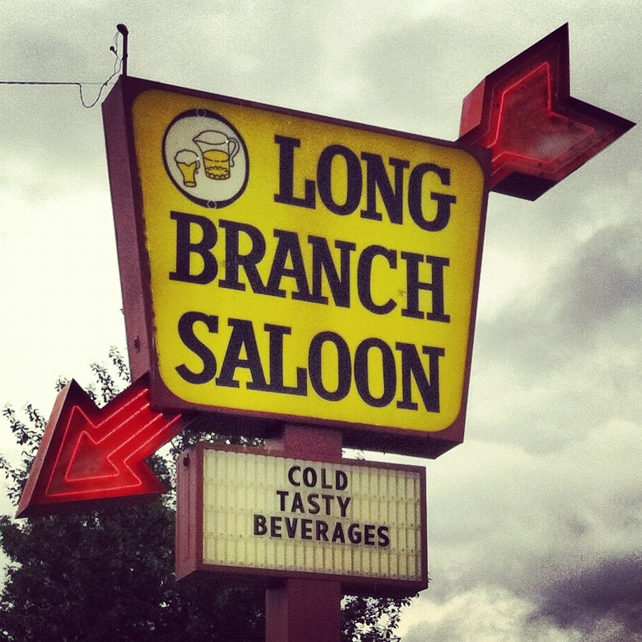 Longbranch saloon anchorage