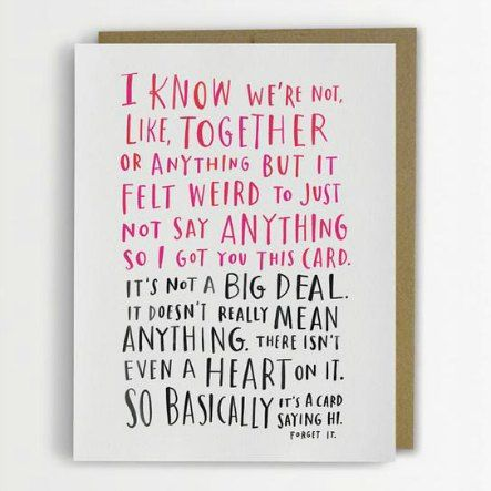 Love quotes that aren t cheesy
