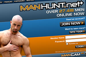 Manhunt site gay