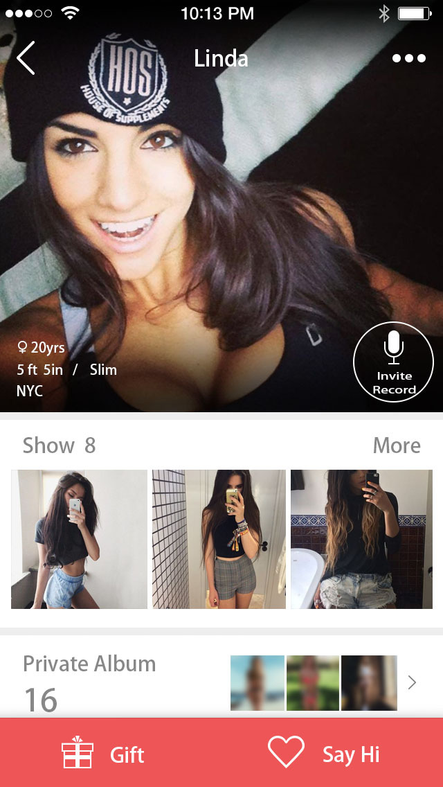 Meet latinas app
