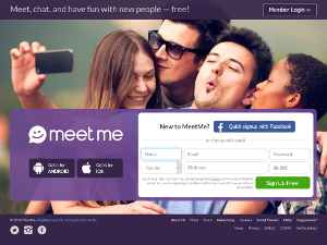 Meetme dating site
