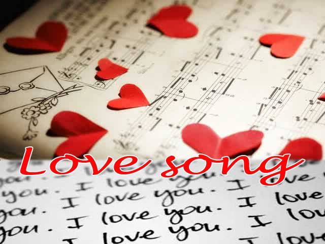 Most popular love song