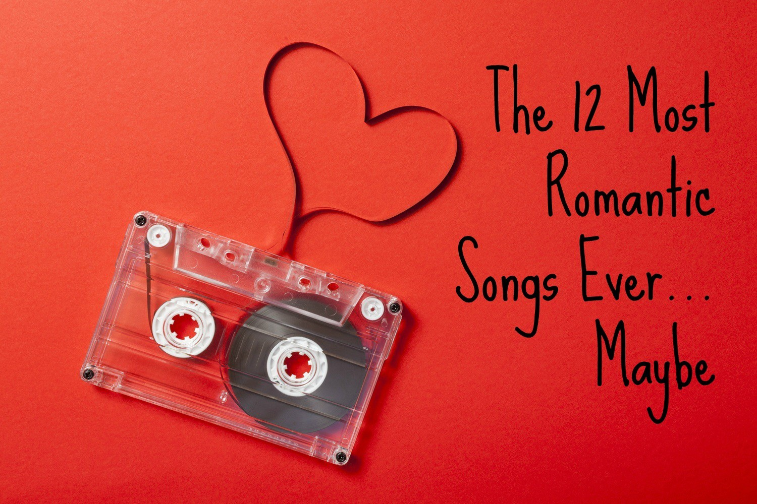 Most romantic songs of all time