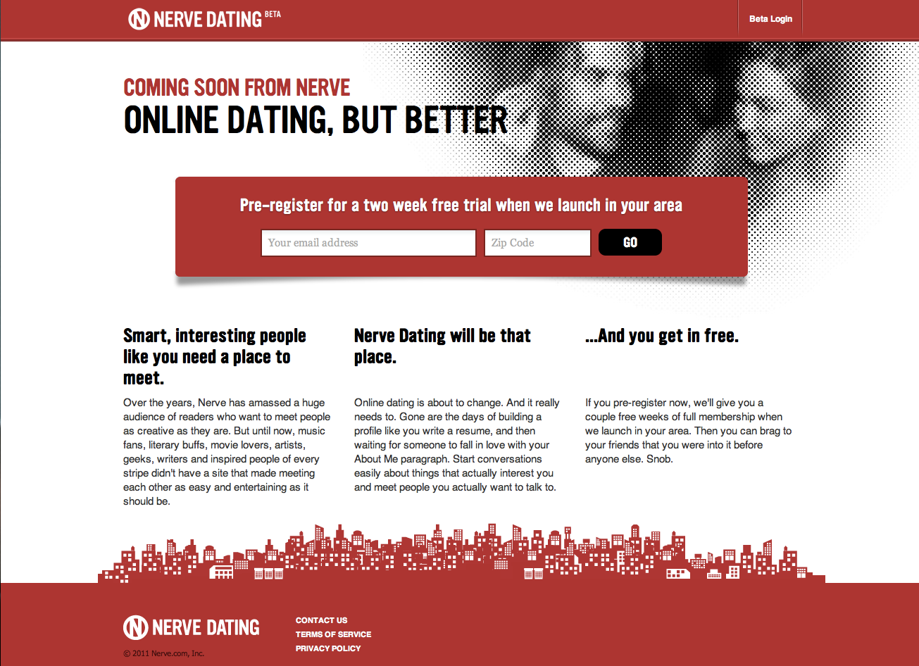 Nerve online dating