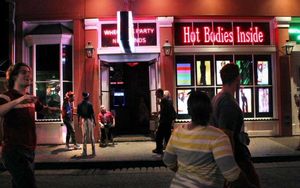 New orleans sex clubs