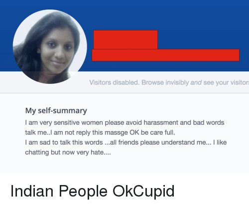 Okcupid browse invisibly