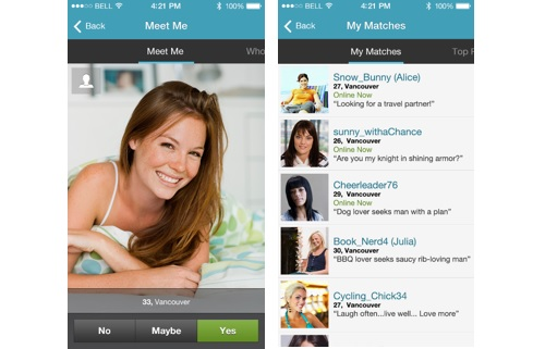 Plentyoffishcom search profiles