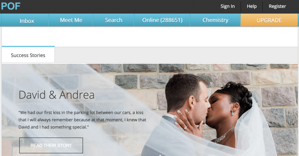 Pof gute dating-site