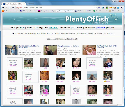 Pof dating site plenty of fish
