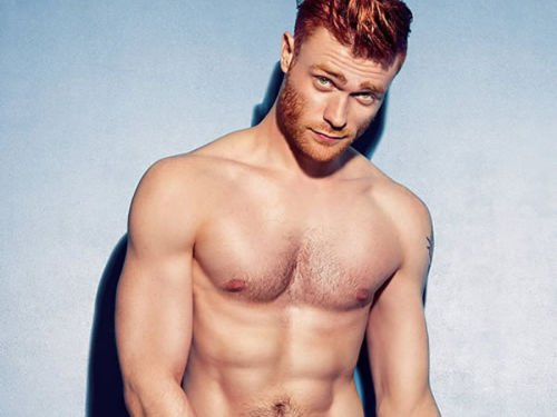 Red head gay