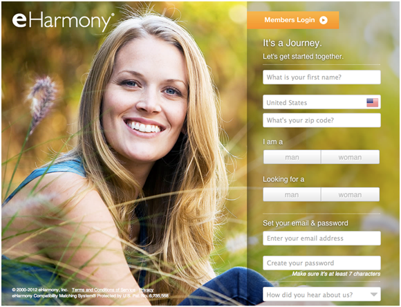 Review of eharmony