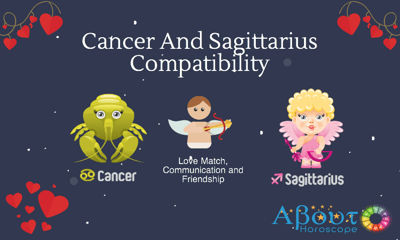 Sagittarius and cancer compatible