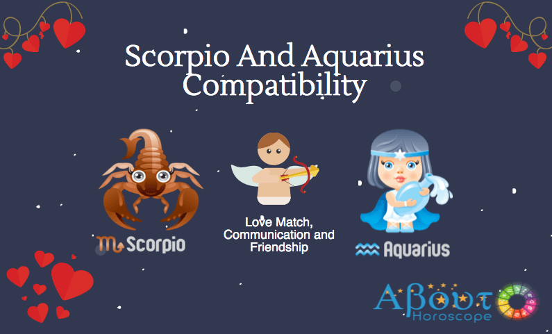 Scorpio aquarius dating