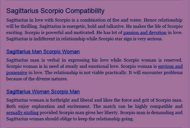 all about scorpio man in bed