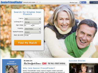 Senior friendfinder.com