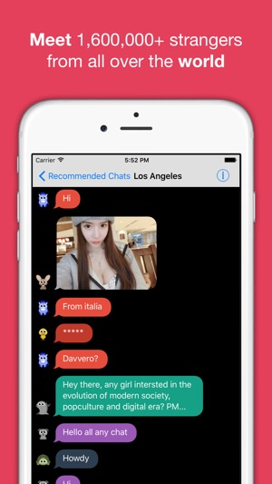 Sex chat rooms ipad