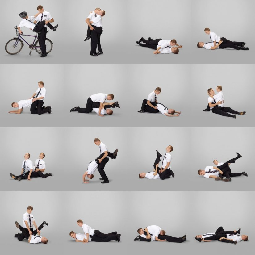 Sex positions for gays