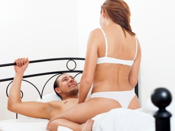 Sex positions man and woman