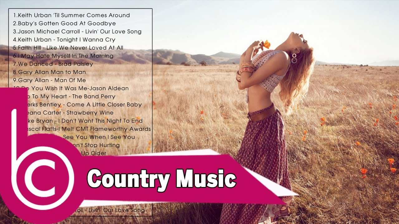 Slow country love songs