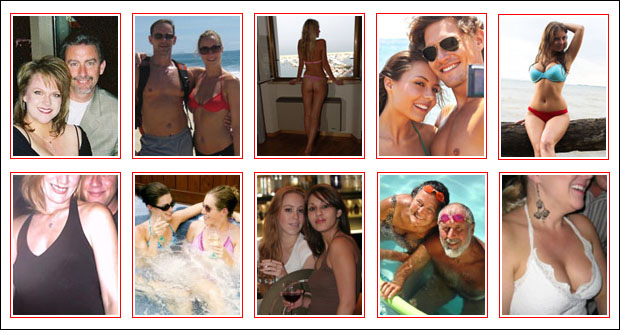 Swingers pages