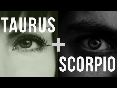 Taurus and scorpio relationship advice