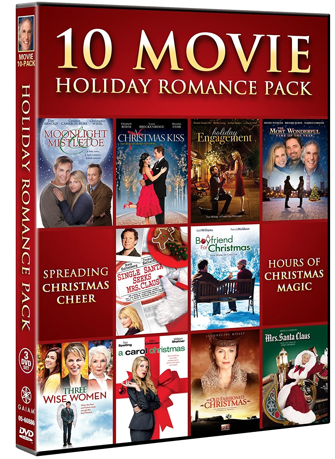 The best romantic christmas movies