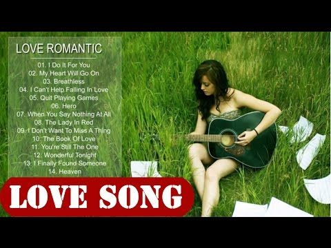The best romantic songs of all time