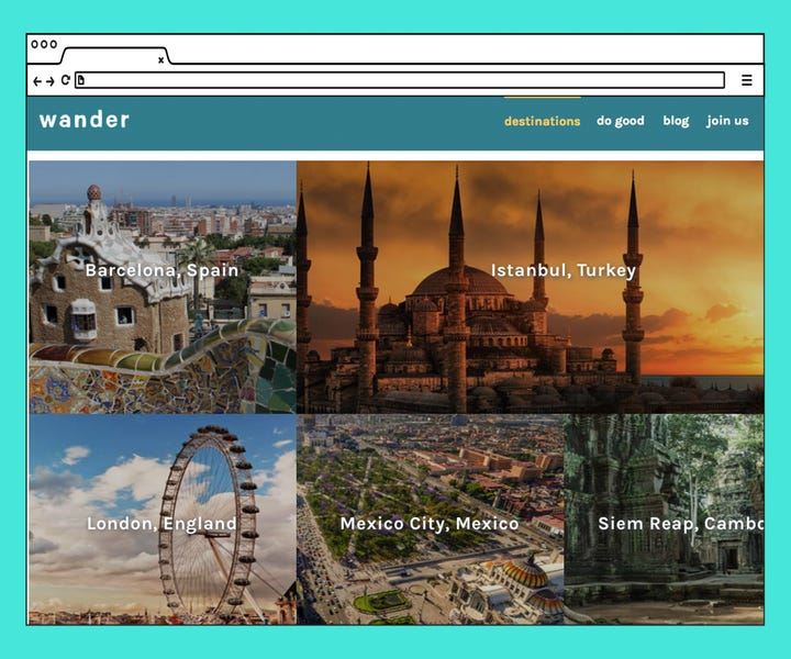 The best travel websites