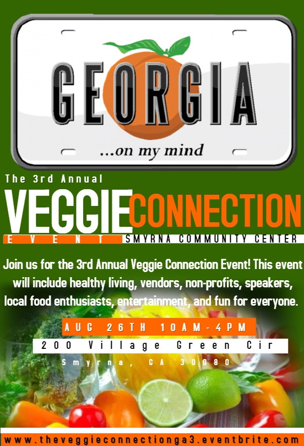The veggie connection event