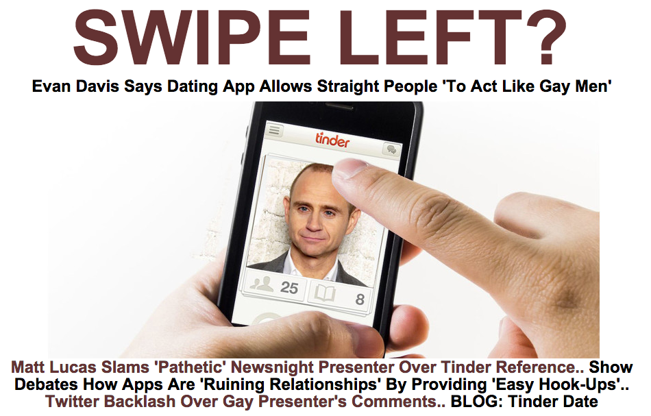 Tinder for straight people