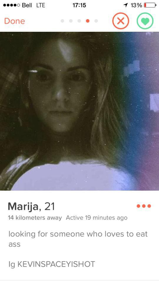 Tinder for straight.