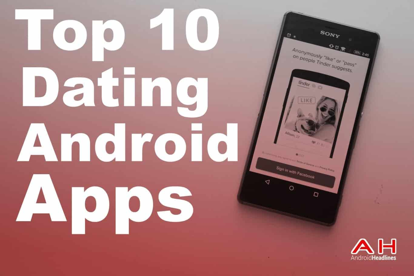 Top dating apps 2016