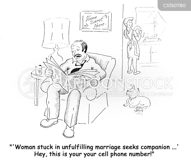 Unsatisfied marriage