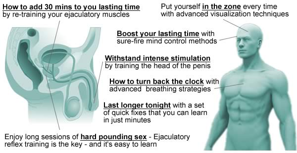 Ways to last longer during intercourse