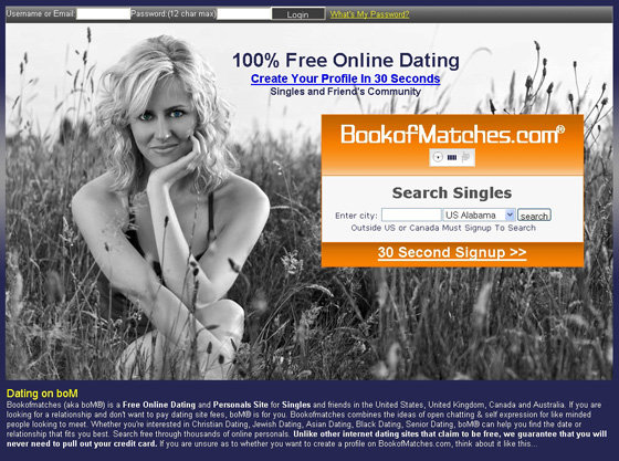 What is the best free dating site