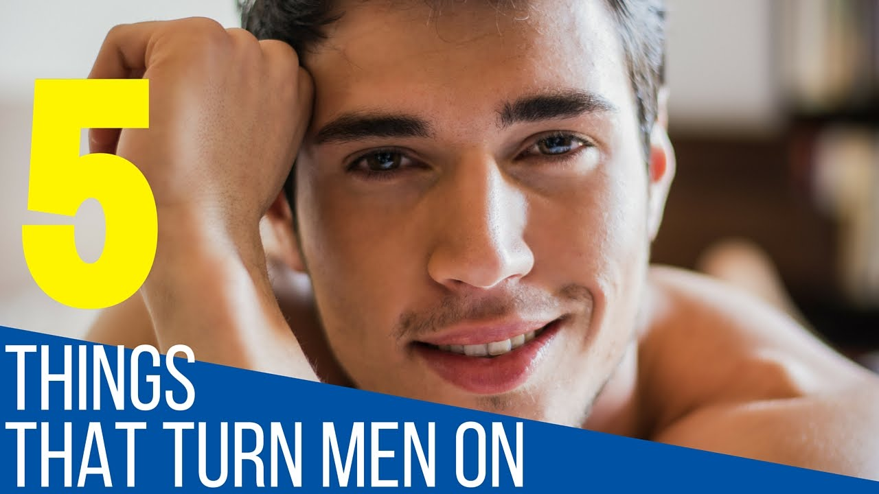 What to do to a guy to turn him on