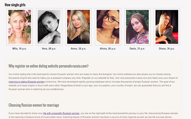 Wife personals