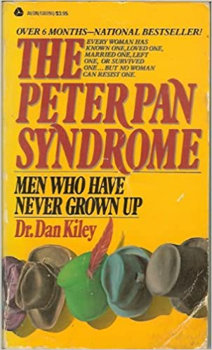 Women with peter pan syndrome
