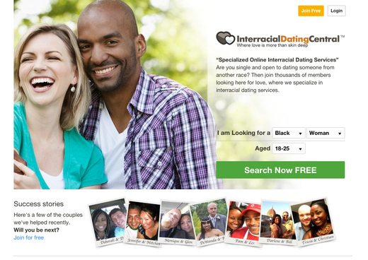 Www interracialdatingcentral com review