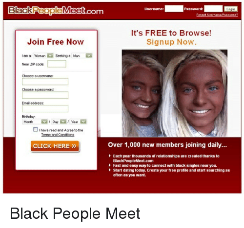 Www.blackpeople meet.com