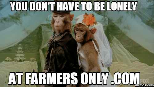 You don t have to be lonely at farmersonly com