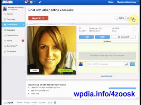 Zoosk canada