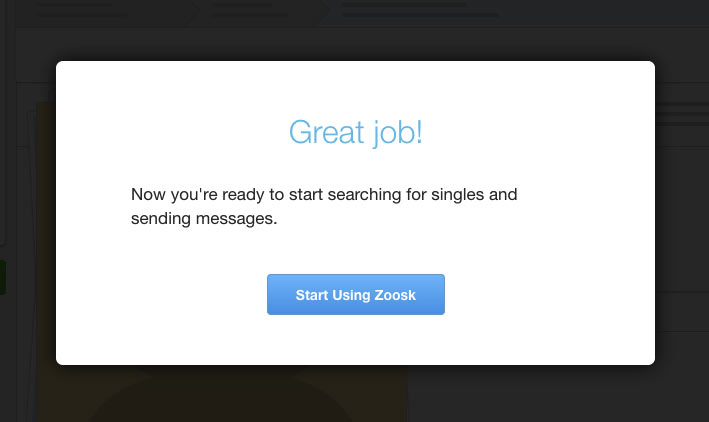 Zoosk tutorial